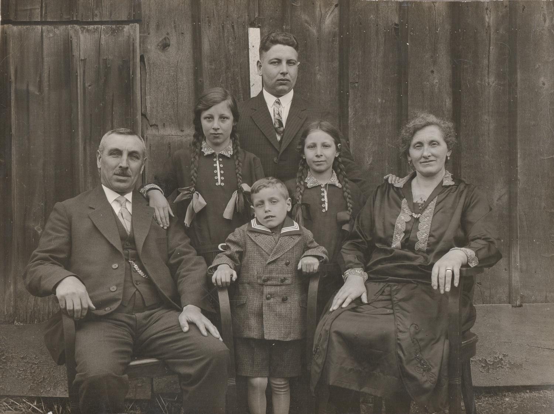Familie Emil Cullmann